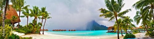 Fotografia Bora Bora panorama