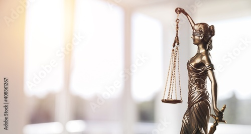 Attorney. Fototapeta