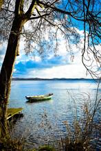 Boot Am Großen Plöner See
