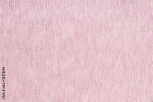 Canvas Print textile light pink background,  cloth as creative backdrop