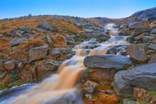 Moody River Fall