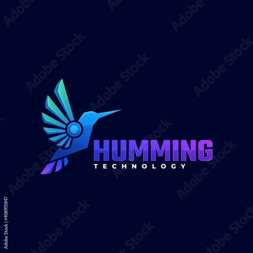 Fotografia abstract logo illustration