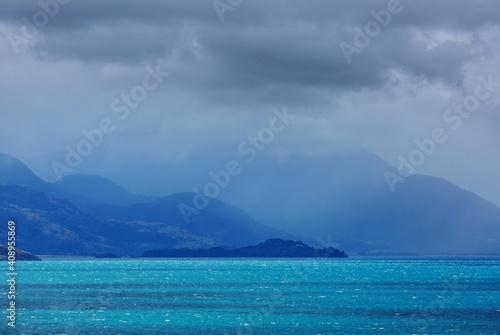 Obraz na plátne Lake in Patagonia