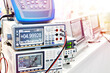 Power supplies and electronic measuring devices