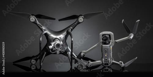 drone on a dark background #408980039
