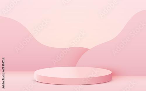 Fotografia, Obraz Abstract scene background