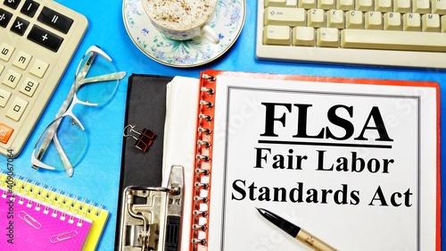 Obraz na plátne FLSA