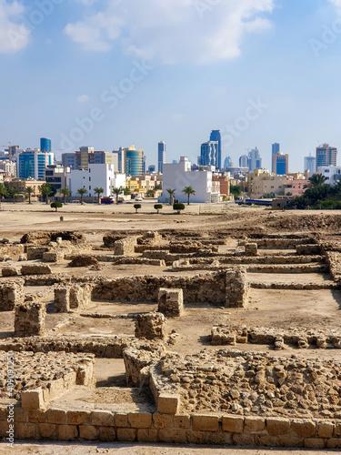 Canvas fortezza in bahrein