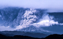 Mt. St. Helens Eruption, May 18, 1980.