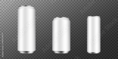 Photo Aluminum cans