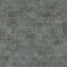 High Resolution On Interlocking Paving Stones Background, And For The Designs Decoration And Nature Background Concept
