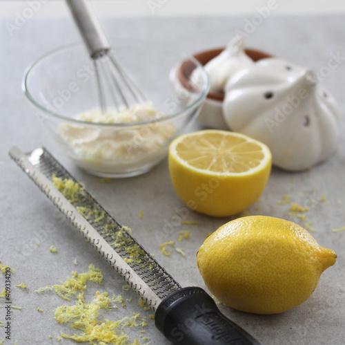Wallpaper Mural Lemon Aioli