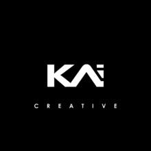 KAI Letter Initial Logo Design Template Vector Illustration