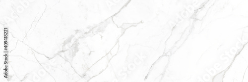 Canvastavla natural marble white marble background vitrified tiles slab porcelain floor snow
