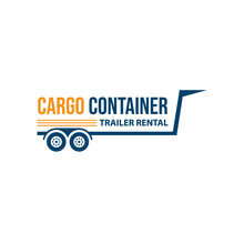 Cargo Truck Freight Logo Design