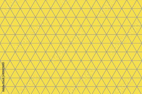 patron-de-triangulos-en-amarillo-y-gris-pantone-2021