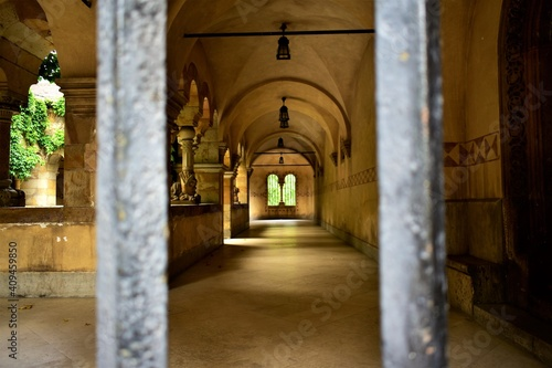 Canvas Print church of the holy sepulchre