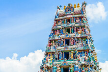 Indian Hindu Temple