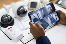 CCTV Security System Alarm Home Equipment