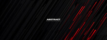 Modern Abstract Geometric Background, Darker Color, Motion, Sport, Lines. Poster, Wallpaper, Landing Page. Vector Illustration