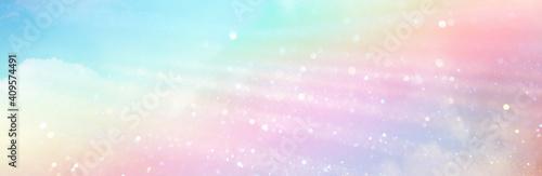 Obraz glitter vintage lights background. multicolor. de-focused - fototapety do salonu