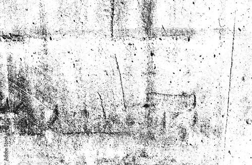 Obraz Distressed overlay texture of cracked concrete - fototapety do salonu