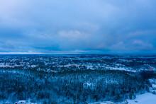 Winter Photo Of Tyresö