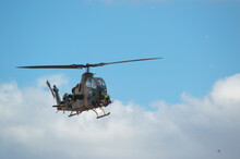 Turkish Army Bell Ah 1 Cobra Attack Helicopter