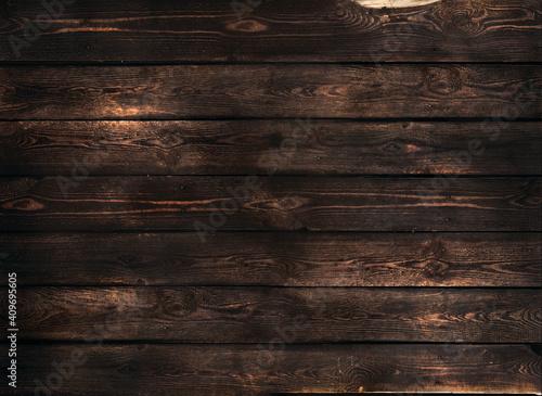 Drewno sosnowe opalane