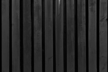 black wood texture, old wood board pattern, copy space, dark abstract wooden background