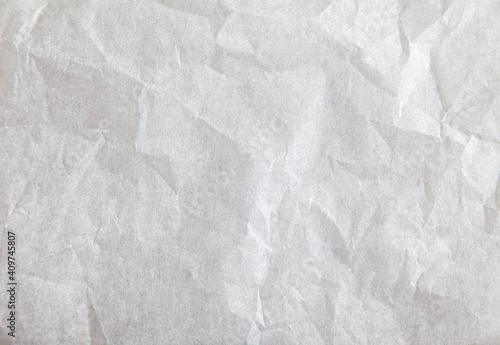 Fototapeta white baking paper