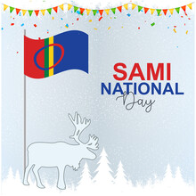 Sami National Day.6th February