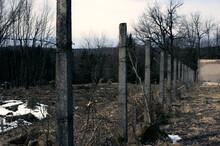 Alte Fabrik Mit Kaserne Verfallen Lost Place