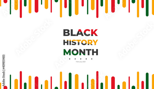 Tela African American History or Black History Month