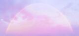 Fototapeta Tęcza - Tęcza na niebie