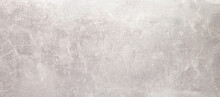 Stone Or Marble Surface Background Of Table, Wall Texture. Panorama Or Panoramic View With Copy Space