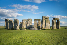Prehistoric Megalithic Monument Stonehenge