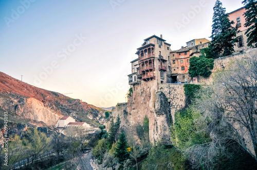 Cuenca desde el puente