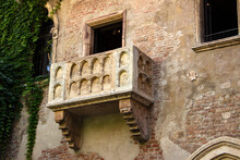 The Balcony Of Romeo And Juliet