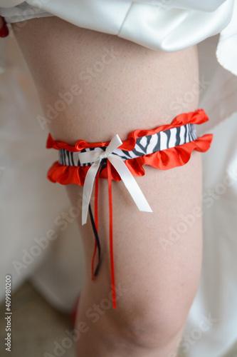 Obraz Wedding garter  - fototapety do salonu