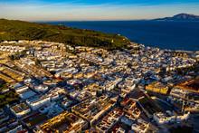 Tarifa In Spanien Aus Der Luft | Luftbilder Von Tarifa In Spanien