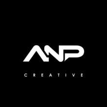 ANP Letter Initial Logo Design Template Vector Illustration