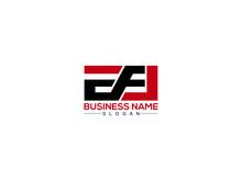 EFL Logo And Illustrations Design For Business