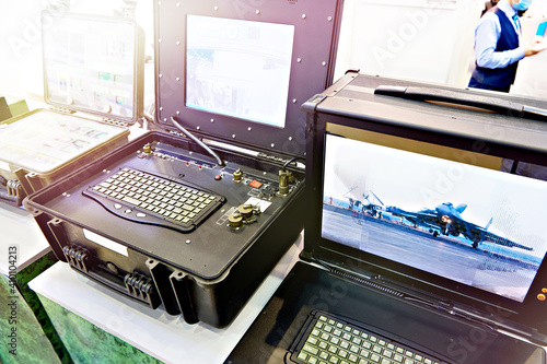 Rugged industrial computers and laptops