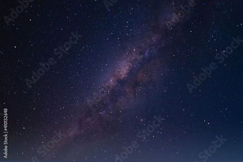 Obraz starry night sky - fototapety do salonu