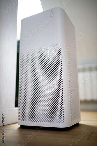 Fototapeta oczyszczacz powietrza obraz