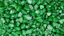 Beautiful Emerald Gemstone Fake Texture