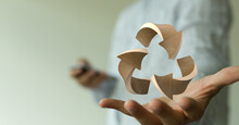 Recycle Business Digital. Eco
