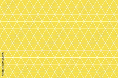 patron-de-triangulos-en-amarillo-y-blanco-pantone-2021