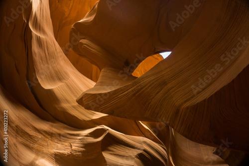 Fotografia antelope canyon state